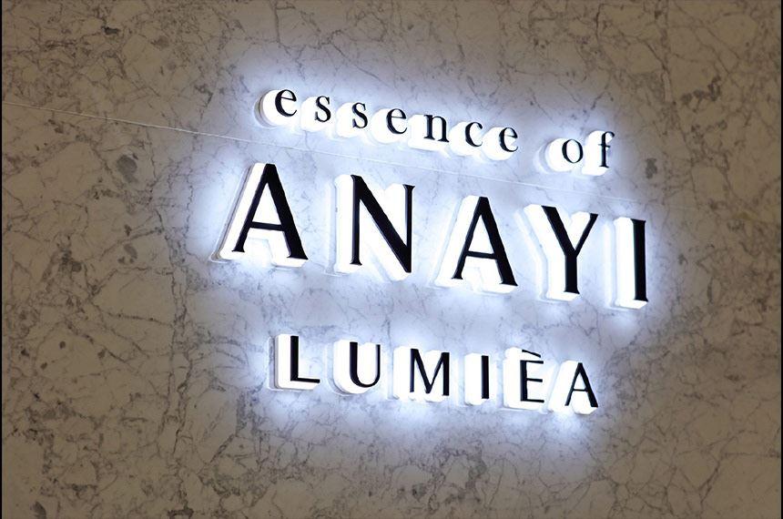 essence of ANAYI LUMIEA アトレ恵比寿
