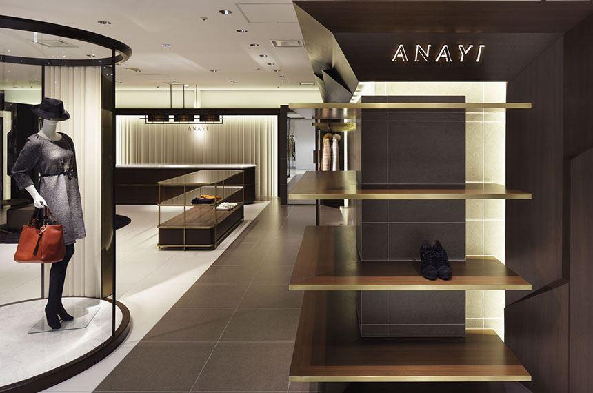 ANAYI 岩田屋本店