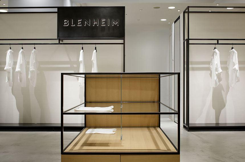 BLENHEIM JR名古屋高島屋