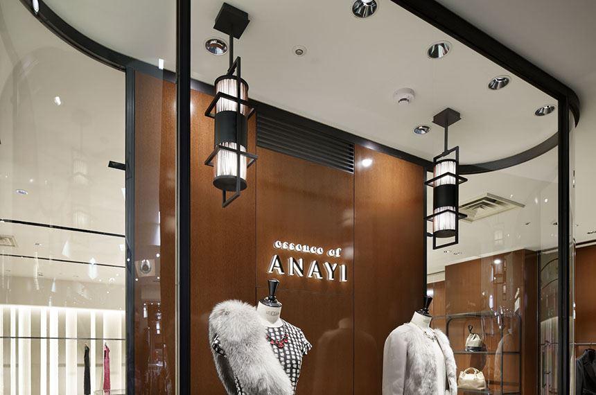 essence of ANAYI 大丸福岡天神店