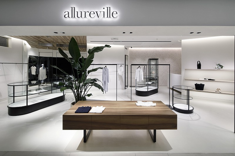 ルクア大阪allureville